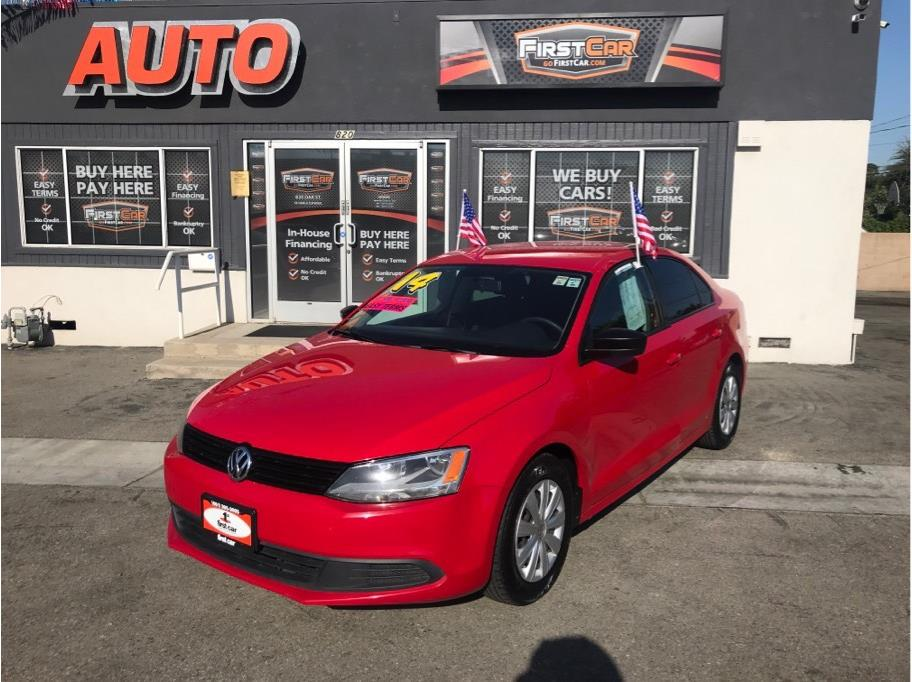 2014 Volkswagen Jetta from First Car