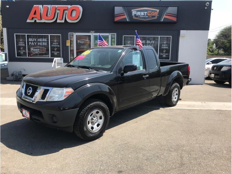 2016 Nissan Frontier King Cab from First Car