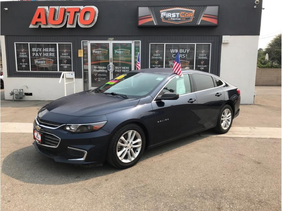 2016 Chevrolet Malibu from First Car