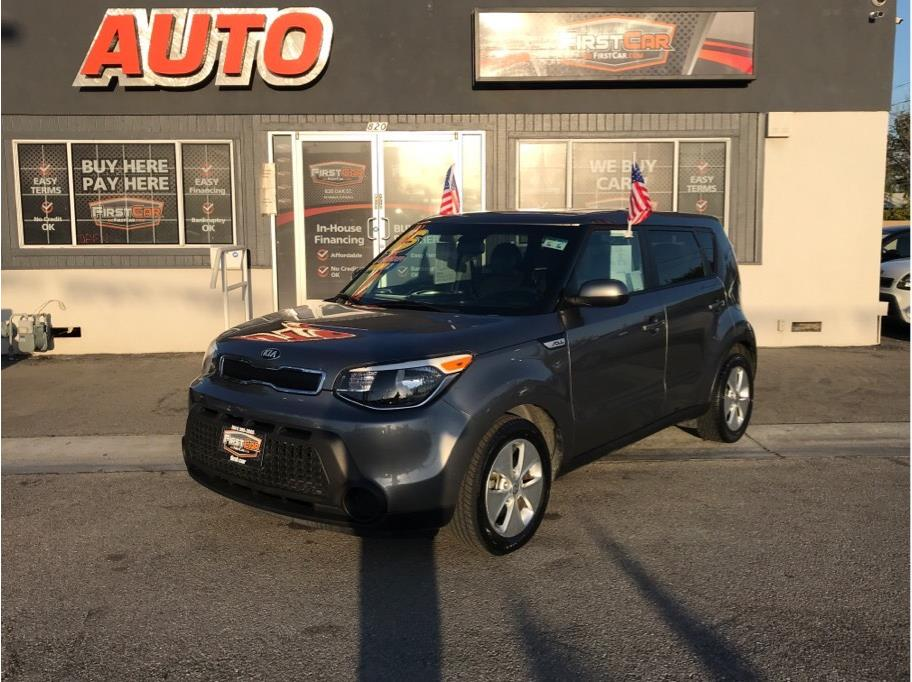2015 Kia Soul from First Car