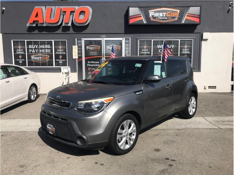 2014 Kia Soul from First Car