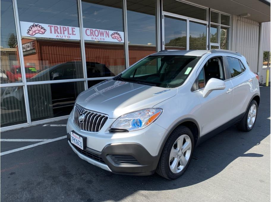 2016 Buick Encore from Triple Crown Auto Sales - Roseville