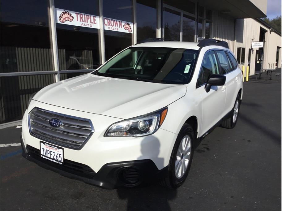 2017 Subaru Outback from Triple Crown Auto Sales - Roseville