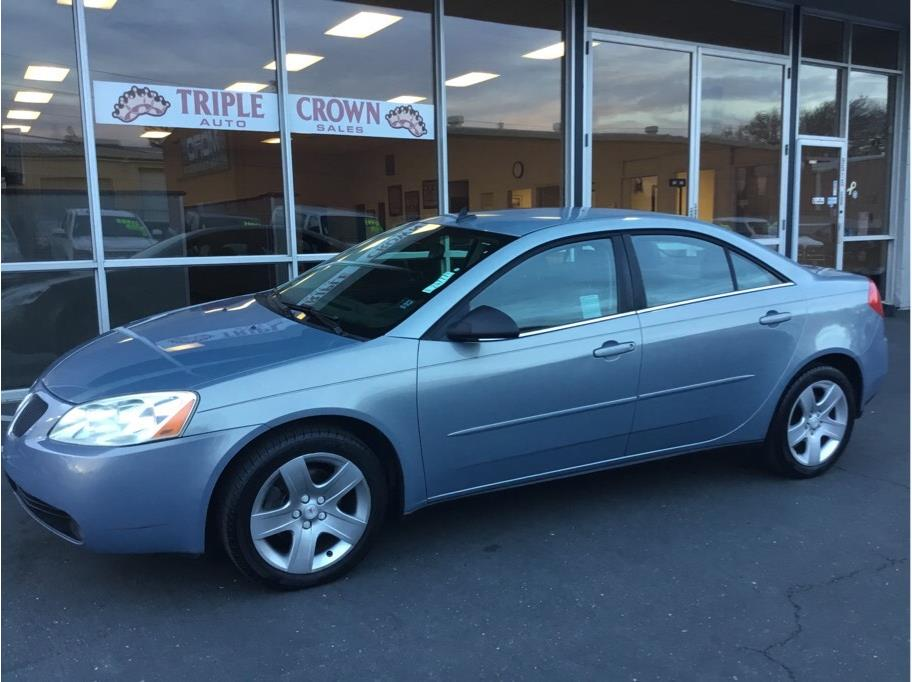 2009 Pontiac G6 from Triple Crown Auto Sales - Roseville