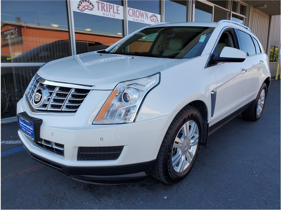 2014 Cadillac SRX from Triple Crown Auto Sales