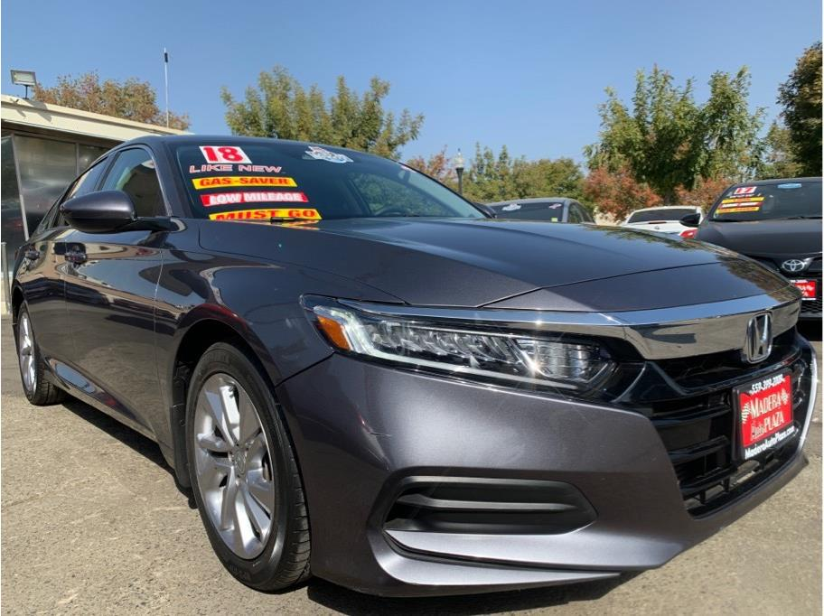 2018 Honda Accord from Madera Auto Plaza