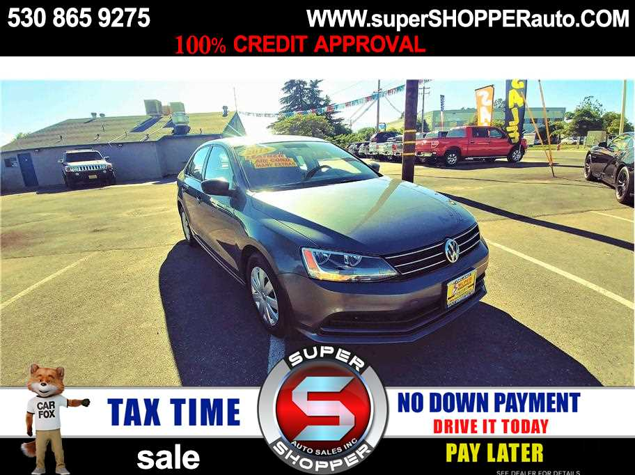 2015 Volkswagen Jetta from Super Shopper Auto Sales Inc