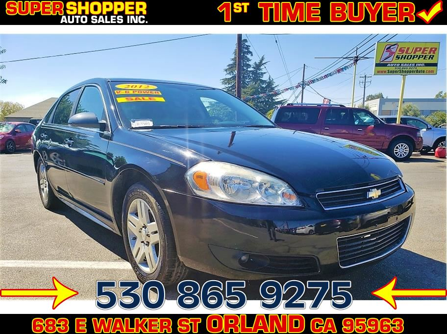 2012 Chevrolet Impala from Super Shopper Auto Sales Inc