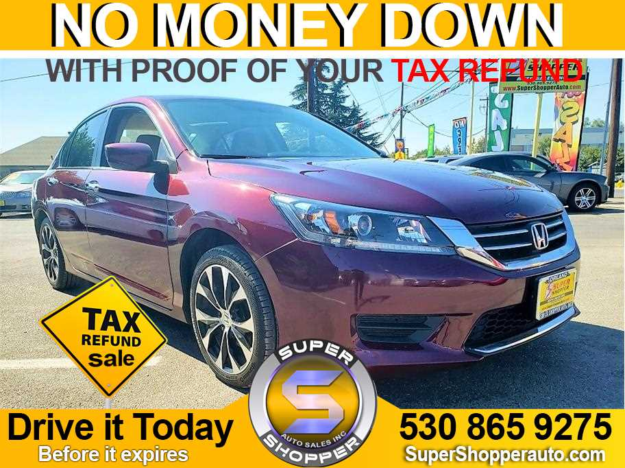 2015 Honda Accord from Super Shopper Auto Sales Inc