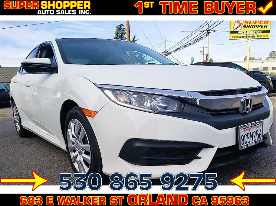 2018 Honda Civic from Super Shopper Auto Sales Inc
