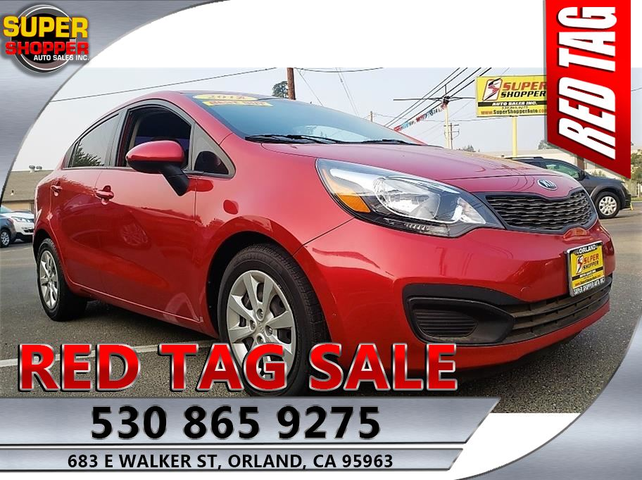 2015 Kia Rio from Super Shopper Auto Sales Inc