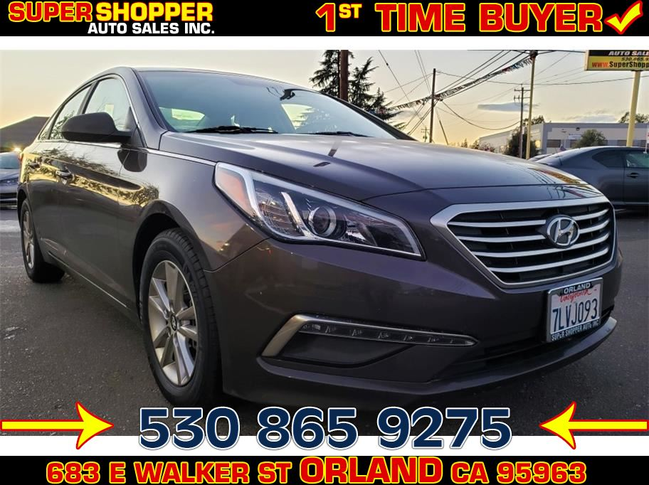 2015 Hyundai Sonata from Super Shopper Auto Sales Inc