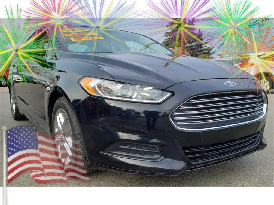 2016 Ford Fusion from Super Shopper Auto Sales Inc