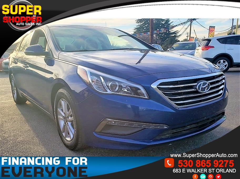 2016 Hyundai Sonata from Super Shopper Auto Sales Inc