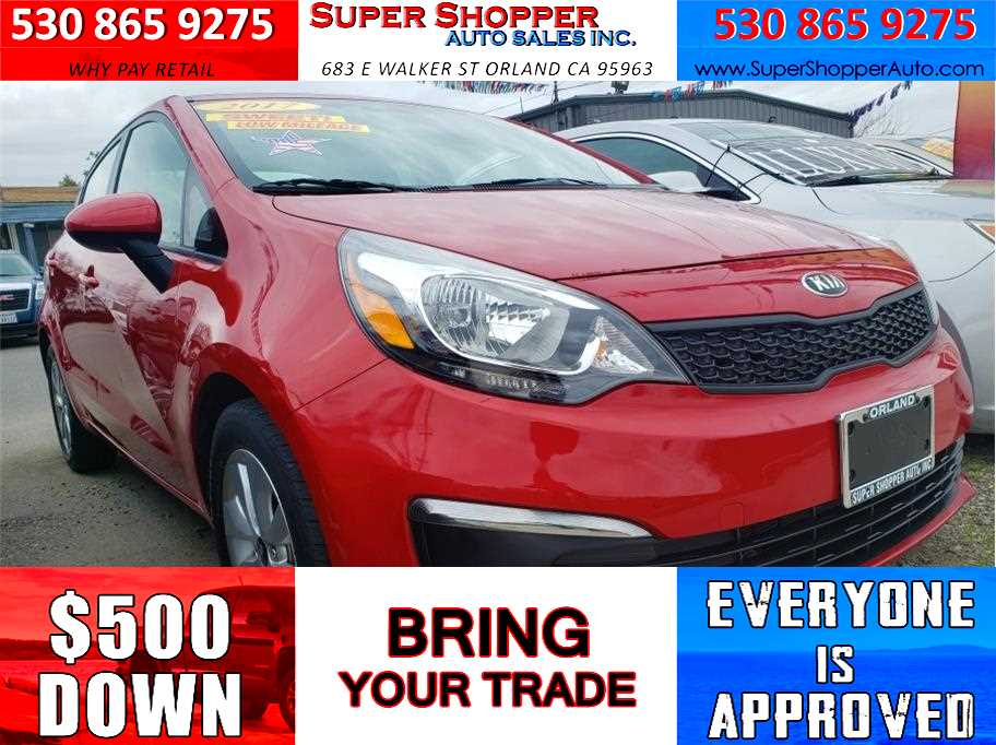 2017 Kia Rio from Super Shopper Auto Sales Inc