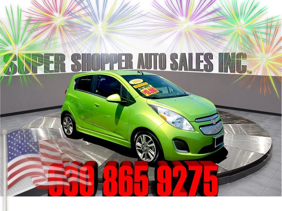 2016 Chevrolet Spark EV from Super Shopper Auto Sales Inc