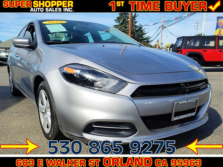 2016 Dodge Dart from Super Shopper Auto Sales Inc