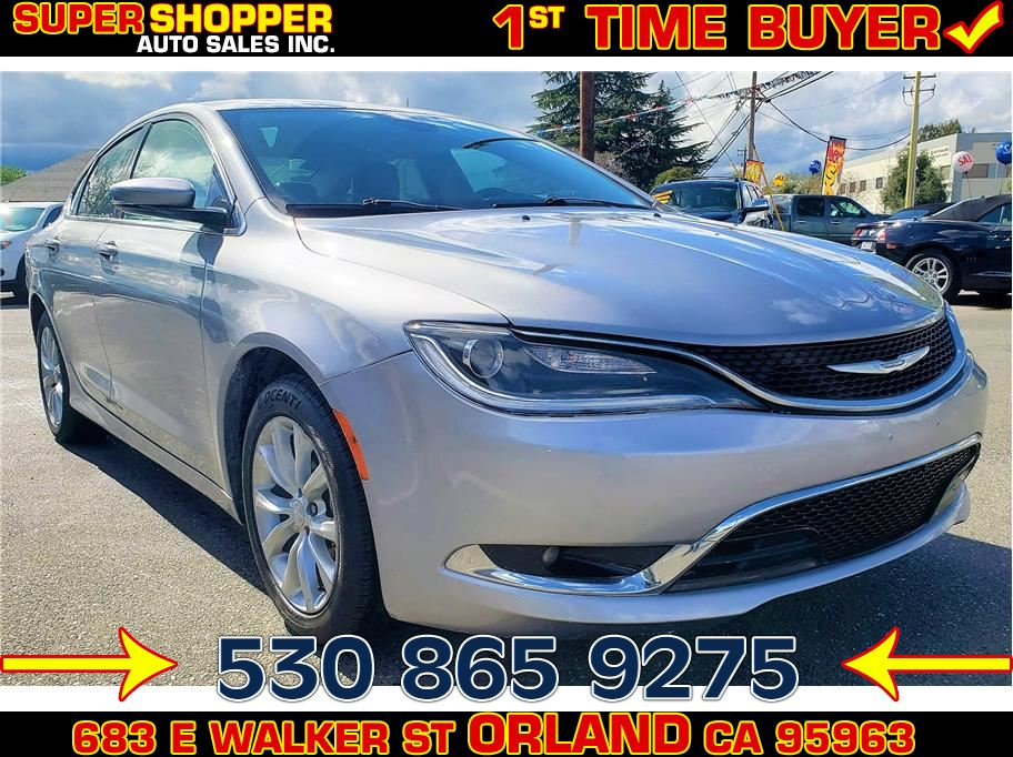 2015 Chrysler 200 from Super Shopper Auto Sales Inc