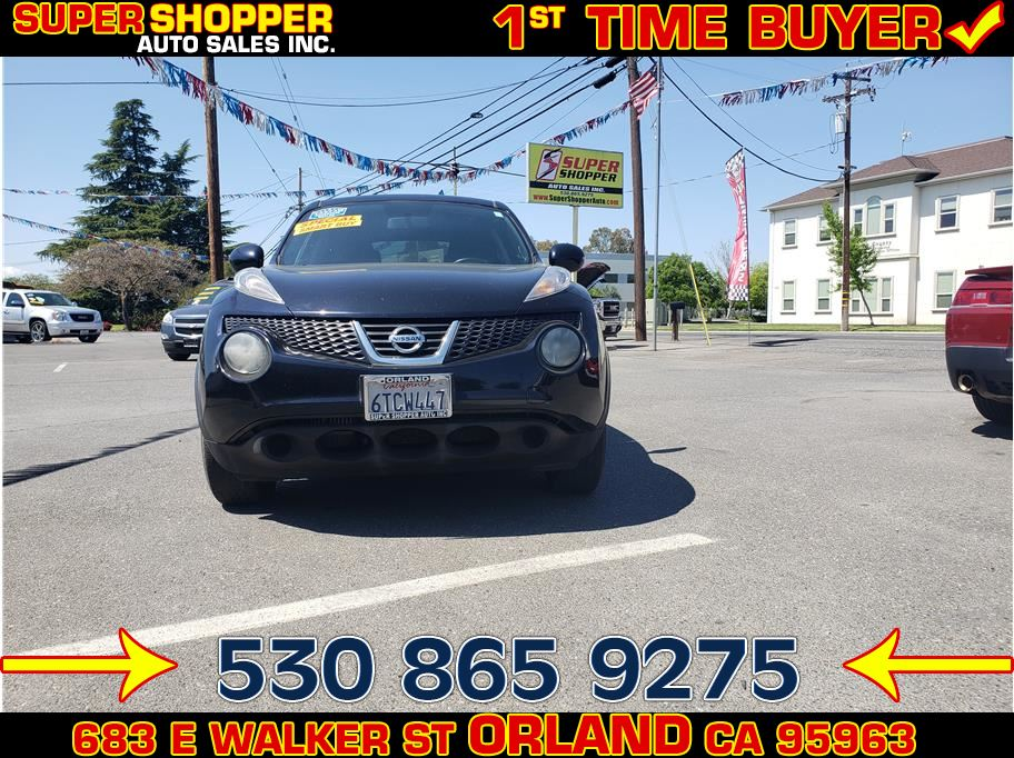 2011 Nissan JUKE from Super Shopper Auto Sales Inc