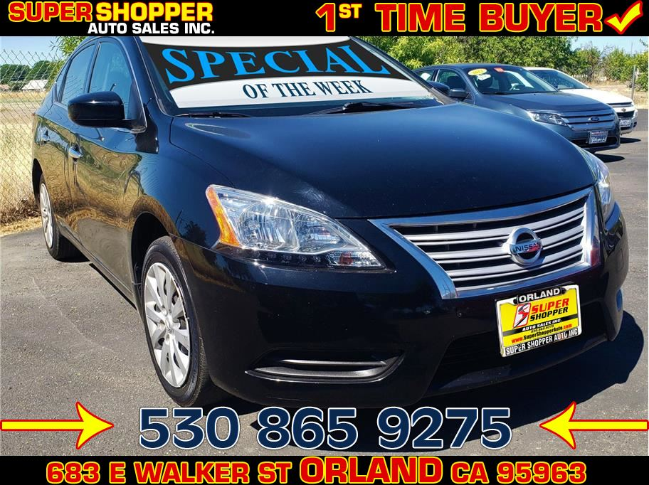 2016 Nissan Sentra from Super Shopper Auto Sales Inc