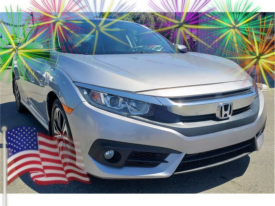 2016 Honda Civic from Super Shopper Auto Sales Inc