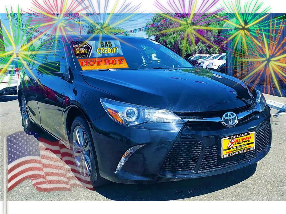 2016 Toyota Camry from Super Shopper Auto Sales Inc