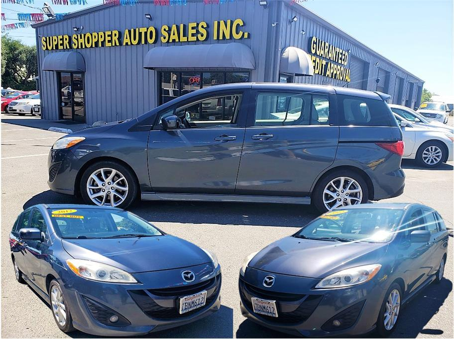 2012 MAZDA MAZDA5 from Super Shopper Auto Sales Inc