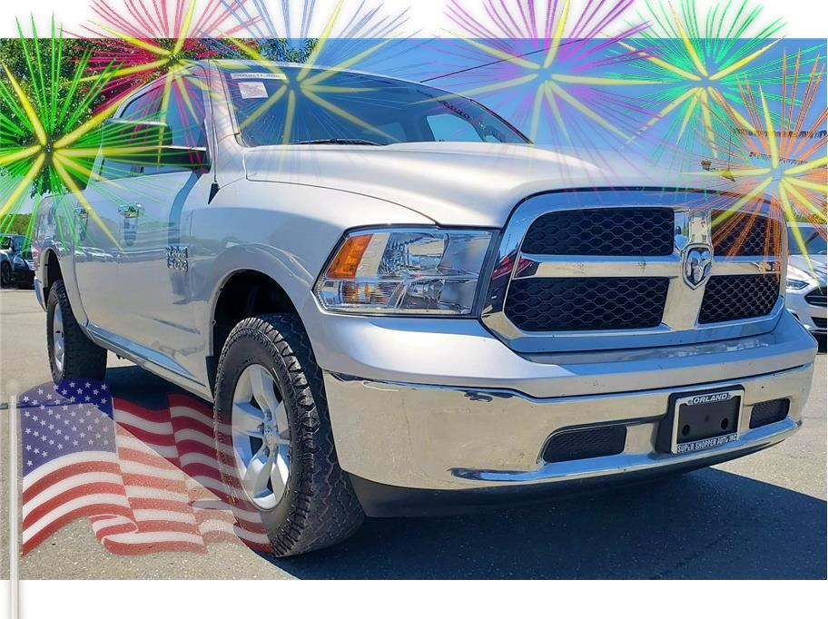 2017 Ram 1500 Crew Cab from Super Shopper Auto Sales Inc