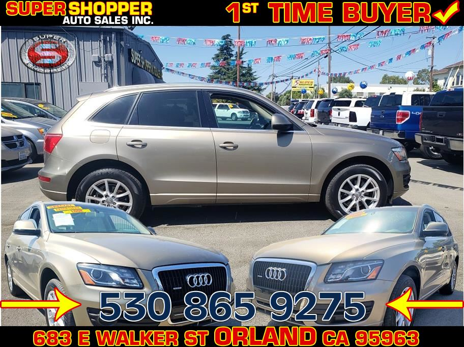 2009 Audi Q5 from Super Shopper Auto Sales Inc