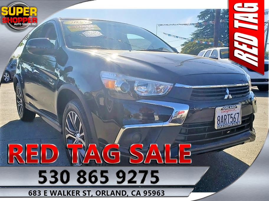 2017 Mitsubishi Outlander Sport from Super Shopper Auto Sales Inc