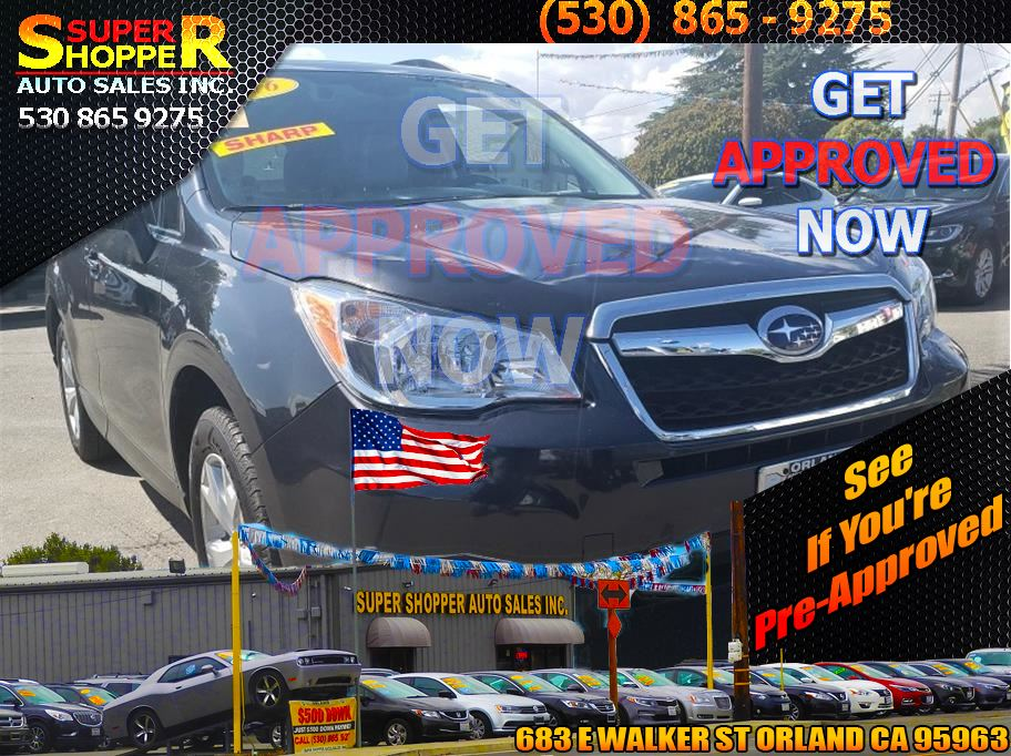 2016 Subaru Forester from Super Shopper Auto Sales Inc