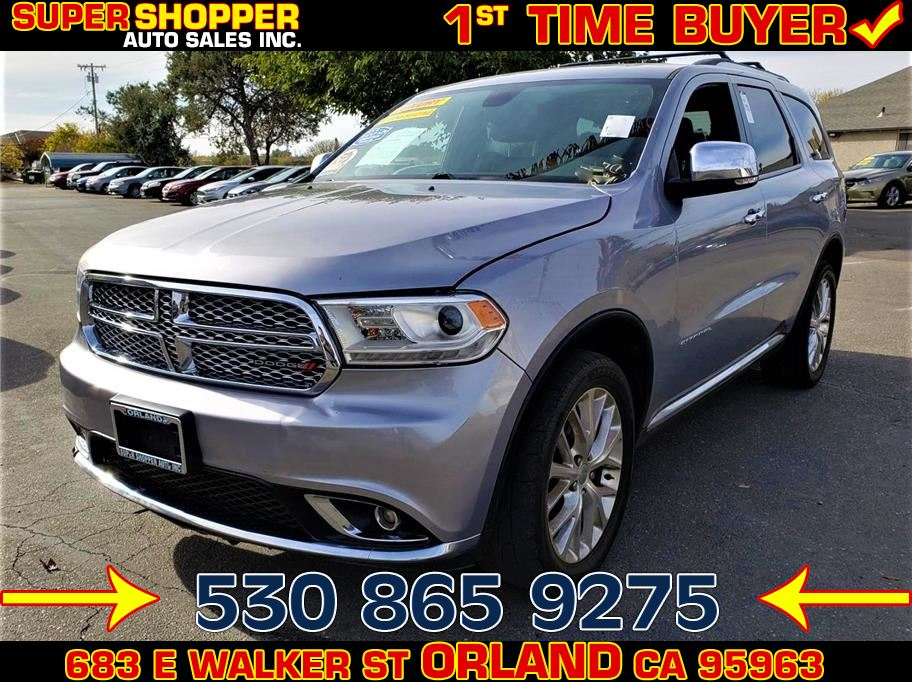 2015 Dodge Durango from Super Shopper Auto Sales Inc