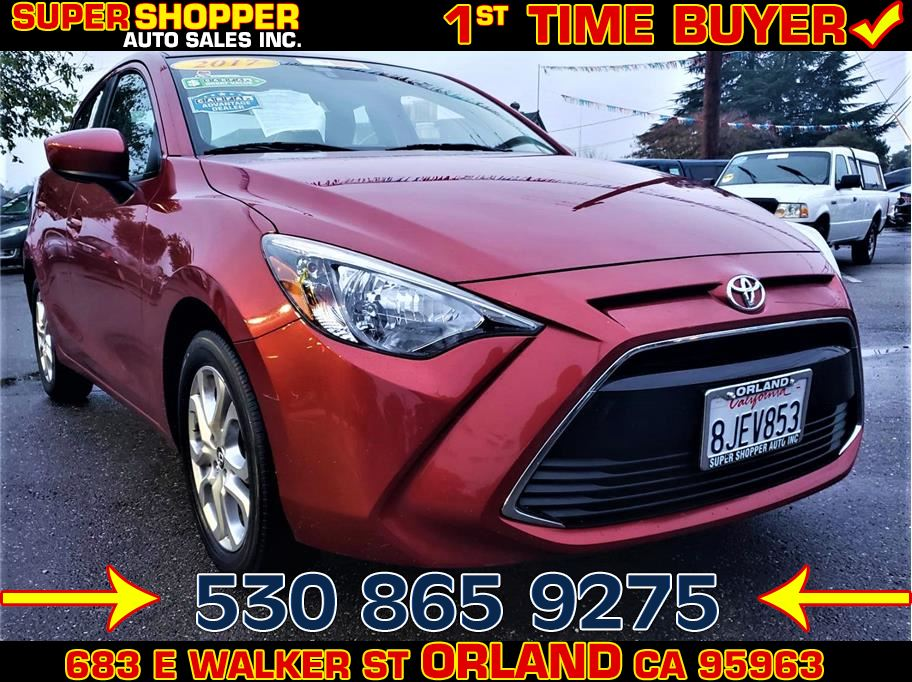 2017 Toyota Yaris iA from Super Shopper Auto Sales Inc