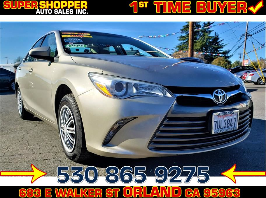 2017 Toyota Camry from Super Shopper Auto Sales Inc