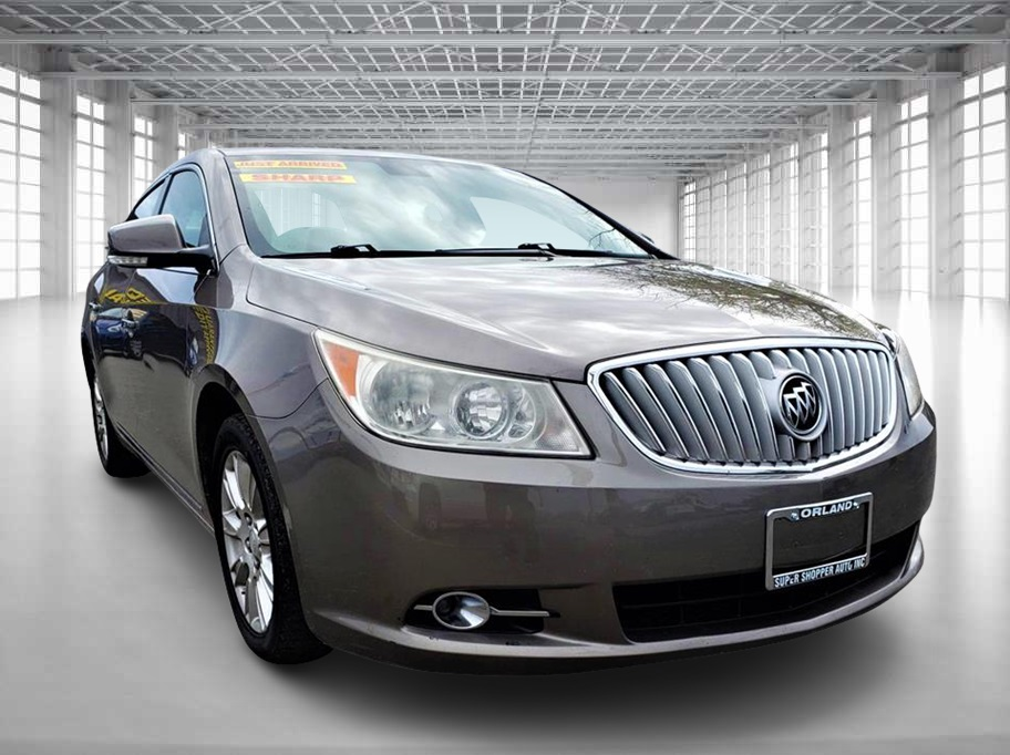 2012 Buick LaCrosse from Super Shopper Auto Sales Inc