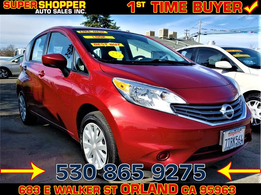 2016 Nissan Versa Note from Super Shopper Auto Sales Inc