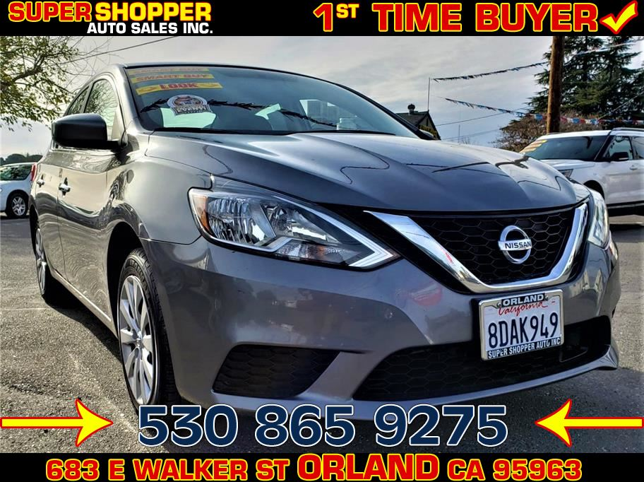 2018 Nissan Sentra from Super Shopper Auto Sales Inc