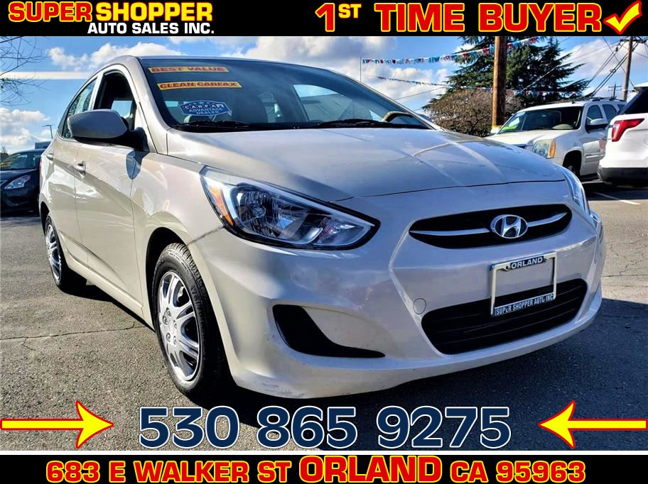2016 Hyundai Accent from Super Shopper Auto Sales Inc
