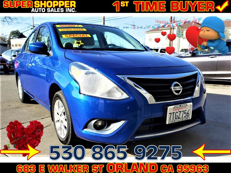 2016 Nissan Versa from Super Shopper Auto Sales Inc