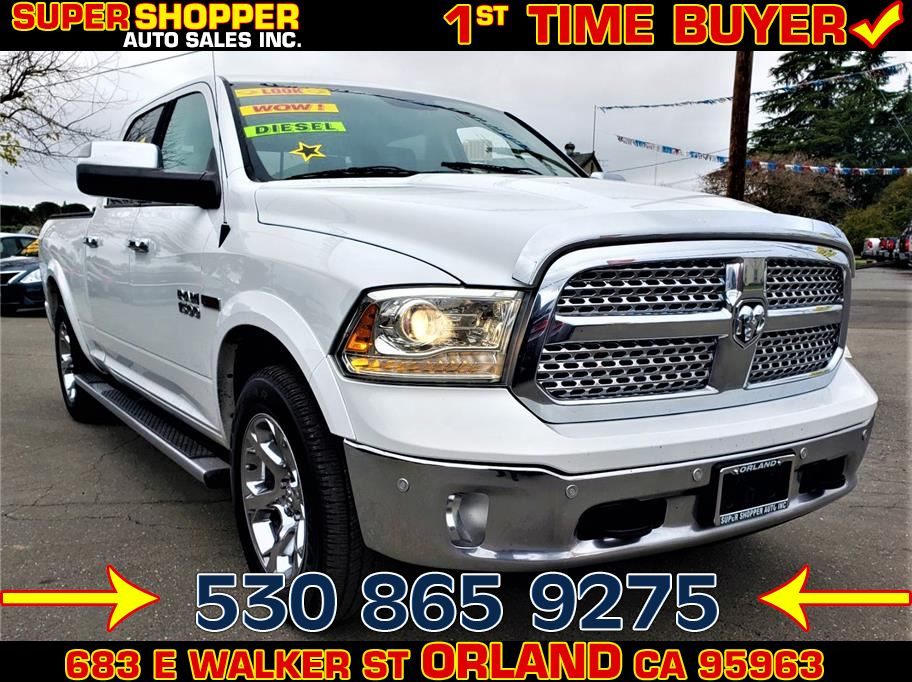 2015 Ram 1500 Crew Cab from Super Shopper Auto Sales Inc