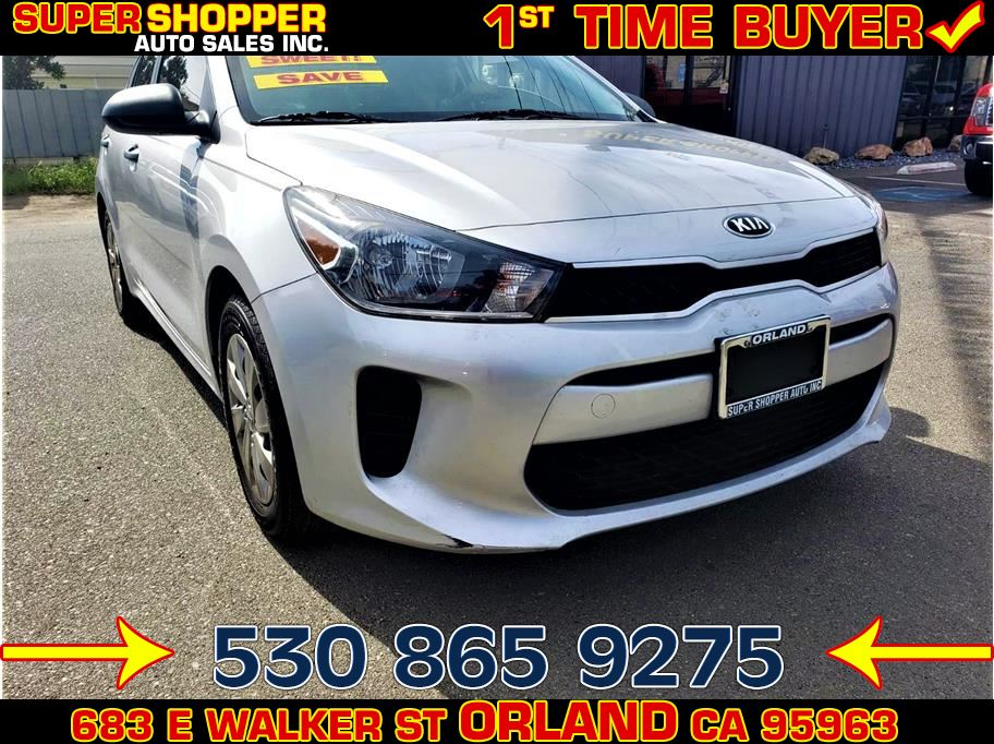 2018 Kia Rio from Super Shopper Auto Sales Inc
