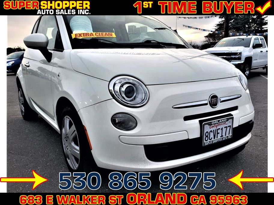 2013 FIAT 500 from Super Shopper Auto Sales Inc