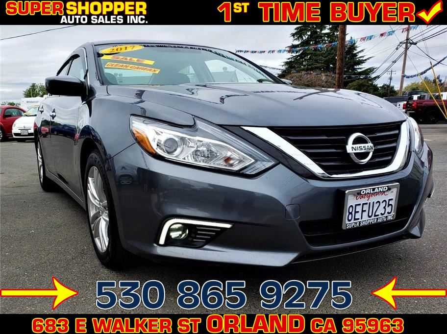 2017 Nissan Altima from Super Shopper Auto Sales Inc