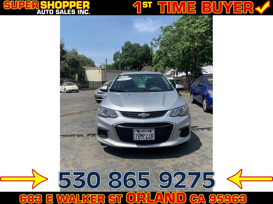 2017 Chevrolet Sonic from Super Shopper Auto Sales Inc