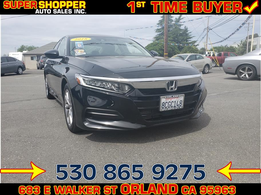 2018 Honda Accord from Super Shopper Auto Sales Inc