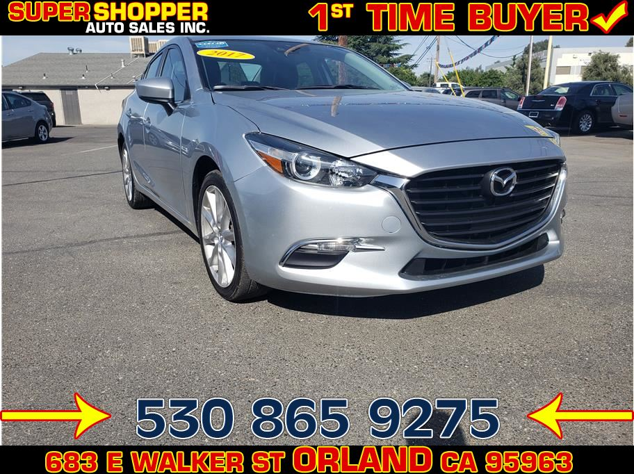 2017 MAZDA MAZDA3 from Super Shopper Auto Sales Inc