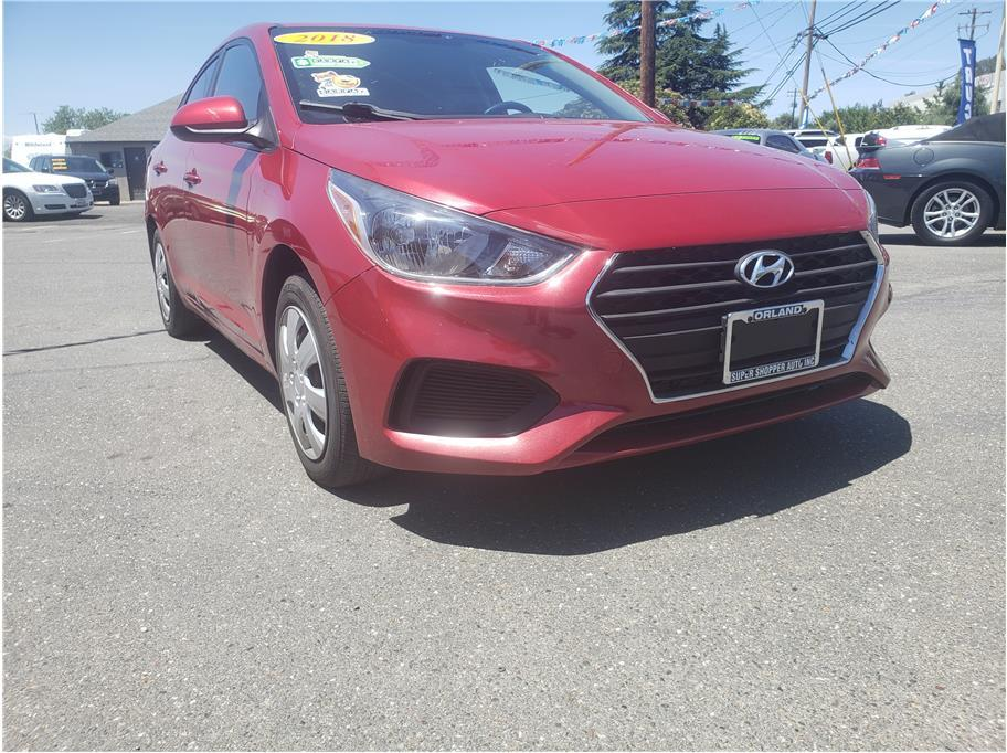 2018 Hyundai Accent from Super Shopper Auto Sales Inc