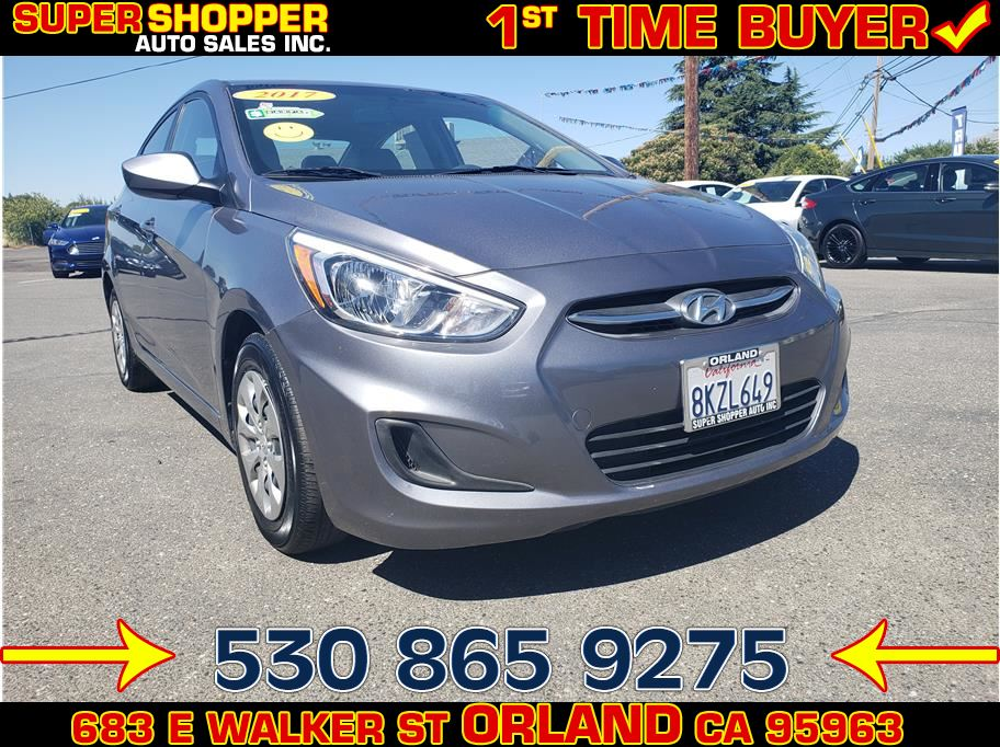 2017 Hyundai Accent from Super Shopper Auto Sales Inc