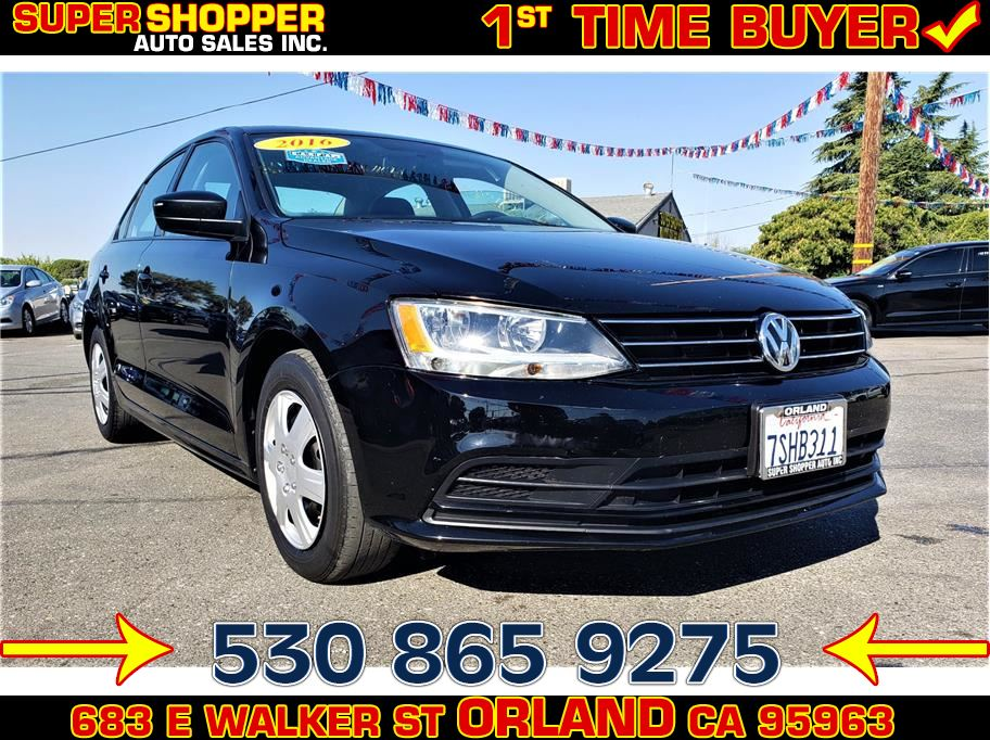 2016 Volkswagen Jetta from Super Shopper Auto Sales Inc