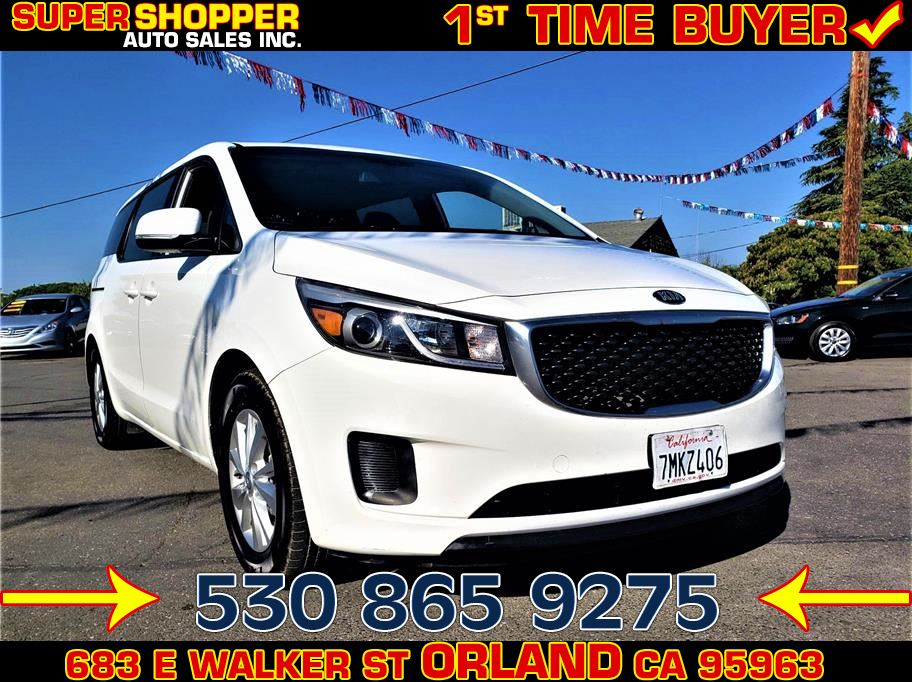 2016 Kia Sedona from Super Shopper Auto Sales Inc